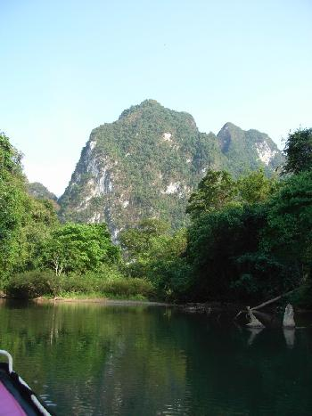 Zoom Am Khao Sok River - Bild 15