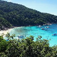 Simlan Islands Tauch- und Badeparadies Similan Islands
