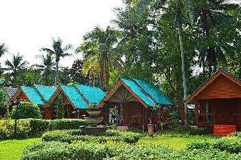 Sayang Beach Resort - Koh Lanta