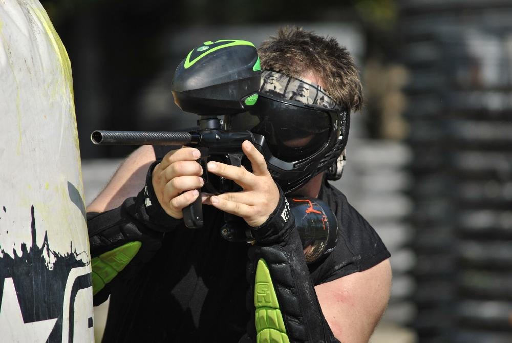 Paintball Pattaya - Gotcha!