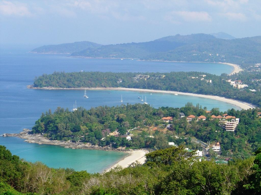 Three Beaches Viewpoint Phuket