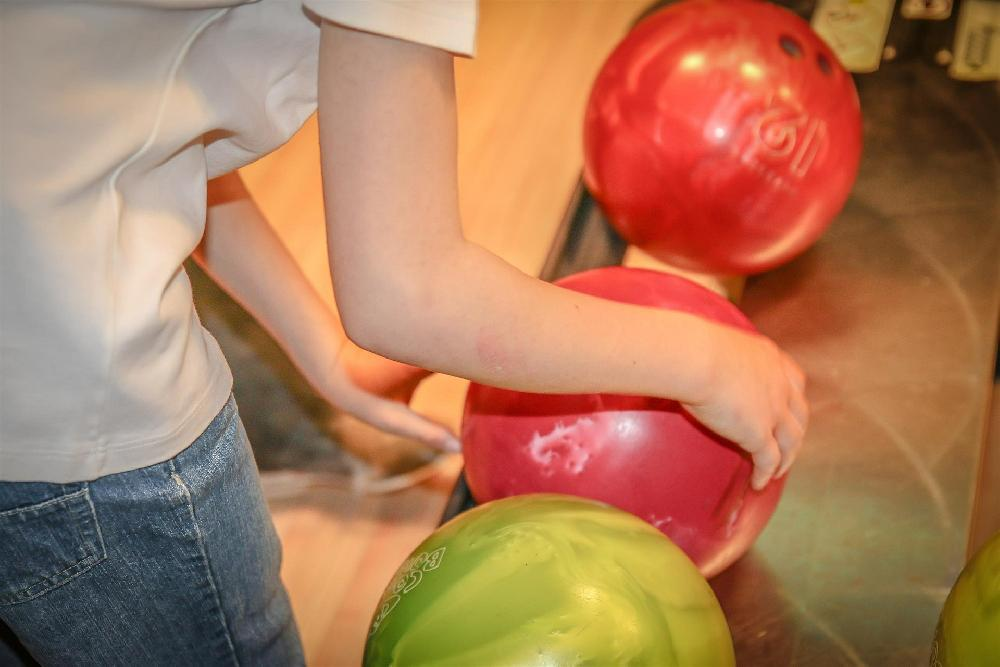 Bowling in Chaing Mai