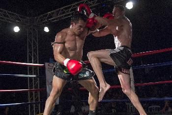 Zoom Thaiboxen in Pattaya - Muay Thai