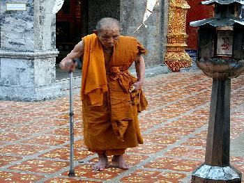 Wat Phra That Doi Suthep - Bild 1