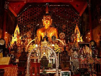 Wat Phra That Doi Suthep - Bild 4