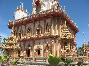 Phuket Town - Highlights & Viewpoints - Kleingruppe - Phuket