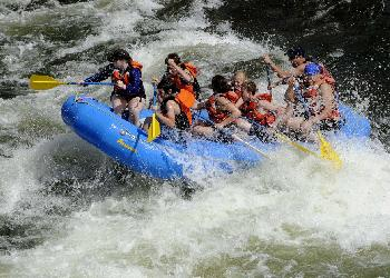 Wildwasser-Rafting -  Quad Tour - Wasserfall in Phang Nga - Phuket