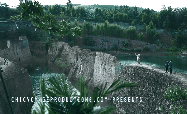 Video Chiang Mai Quarry - Badespass