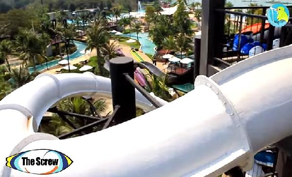 Video Black Mountain Waterpark by PaiNaiDii