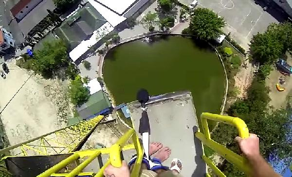 Video Bungee Jumping Phuket