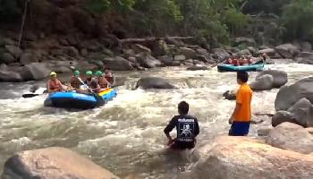 Wildwasserspass Chiang Mai - Chiang Mai Video