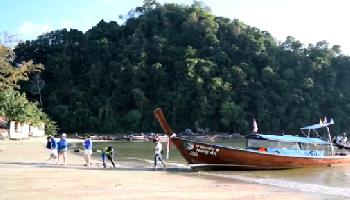 Noppharat Thara Beach - Krabi Video