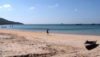 Klong Muang Beach - Krabi Video