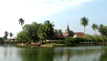 Sukothai - Wo Thailand begann - Chiang Mai Video