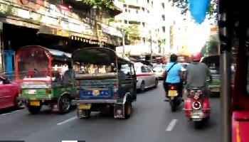 Bangkok TukTuk - Bangkok Video