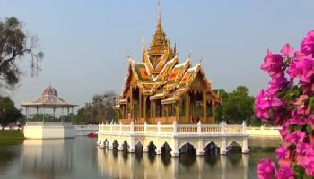 Bang Pa-In Palace Discovered  - Bangkok Video