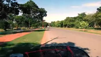 Biking in Ayutthaya - Ayutthaya Video