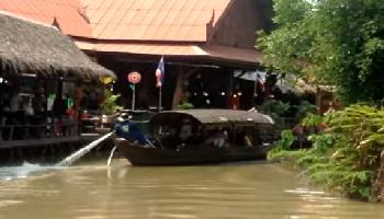 Floating Market Ayutthaya - Ayutthaya Video