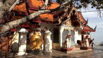 Wat Doi Suthep Rundgang - Chiang Mai Video