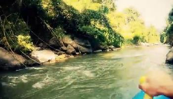 Whitewater Rafting  - Chiang Mai Video