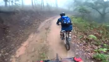 Mountain Biking - Himalayan Route  - Chiang Mai Video