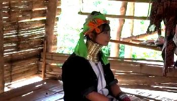 Visit to a Long-Neck Village - Chiang Mai Video