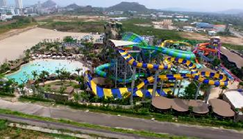Vana Nava Jungle Water Park - Hua Hin / Cha Am Video