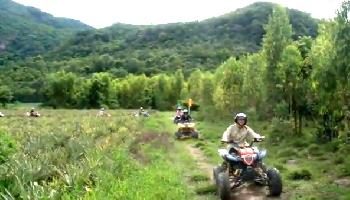 Cha Am ATV Park - Hua Hin / Cha Am Video