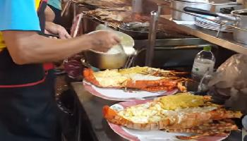 Ein leckerer 2-Kilo Lobster vom Grill? - Hua Hin / Cha Am Video