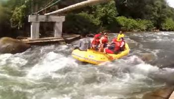 Rafting@Phang Nga - Khao Lak Video
