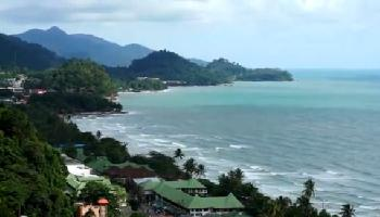 Koh Chang White Sands Viewpoint - Koh Chang Video