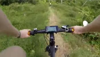 Mit dem E-Mountainbike durch Samui - Koh Samui Video