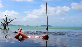 Ani Villas Phang Nga Bay - kann man mieten - komplett! - Krabi Video