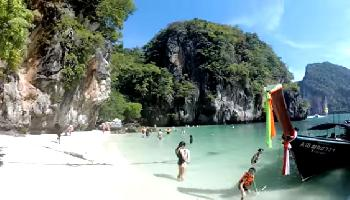 Island Hopping Tour rund um Krabi - Krabi Video