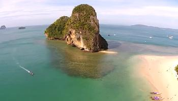Hat Phra Nang Beach Krabi - Krabi Video