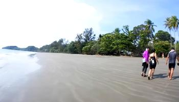 Yo Lai Beach auf Koh Sukorn - Krabi Video
