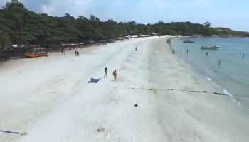 Koh Samet Sai Kaew Beach - Pattaya Video