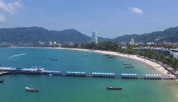 Patong Beach Phuket Thailand  - Phuket Video