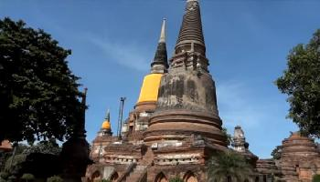 Ancient Kingdom Ayutthaya - Ayutthaya Video