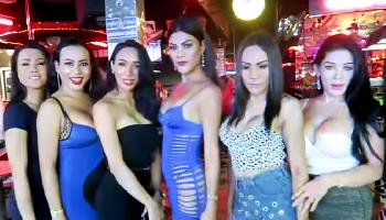 Ladyboy - Rammstein - Phuket Video