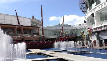 Rundgang durch das Jungceylon Shopping Center Patong - Phuket Video