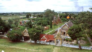 Die unbesiegbare Stadt - The Ruins of Ayutthaya - Ayutthaya Video