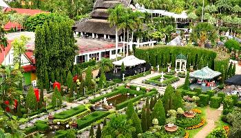 Nong Nooch Tropical Garden - Pattaya Video