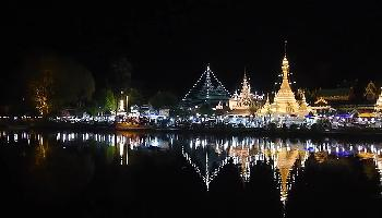 Start Video 7 Must-Sees in Mae Hong Son (engl.) Sehenwertes + Kultur