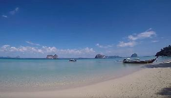 Koh Ngais Traumstrand - Krabi Video