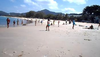 Impressionen vom Karon Beach - Phuket Video