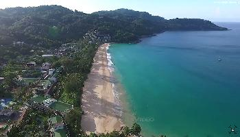 Kata Noi Beach Aerial - Phuket Video
