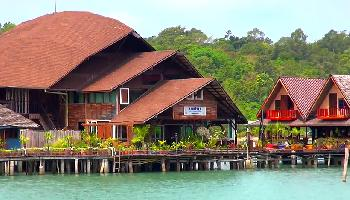 Bang Bao Pier - Koh Chang Video