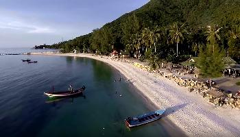 Der Hat Ban Khai und Thong Sala - Koh Samui Video