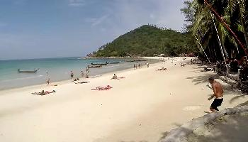 Hat Kuat Beach - Bottle Beach - Koh Samui Video